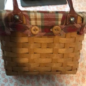 Longaberger purse